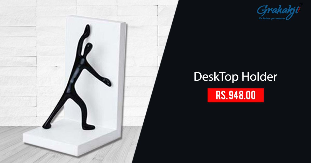 DeskTop Book Holder #DesktopHolder #CorporateGifts #PromotionalGifts #online #shopping #grahakji