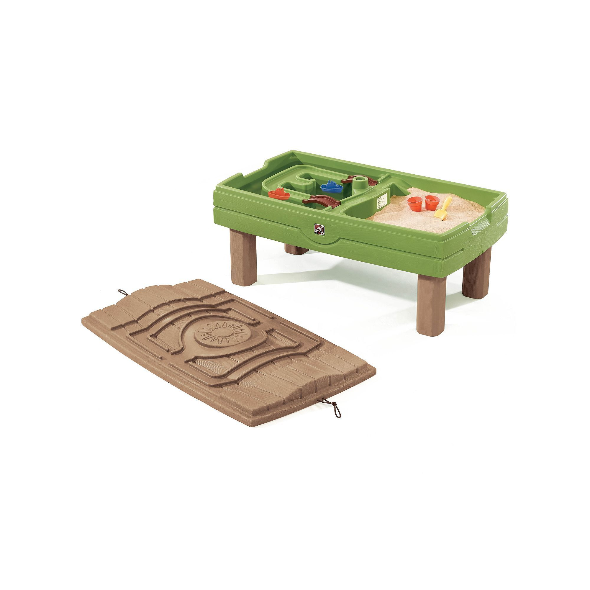 Step2 Naturally Playful Sand And Water Activity Center Sand