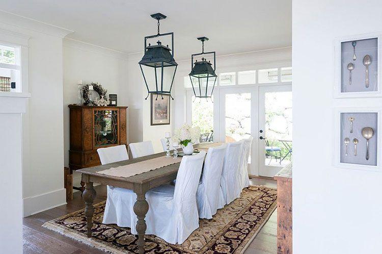 Idee per arredare una sala da pranzo shabby chic n.13 | Shabby Chic ...