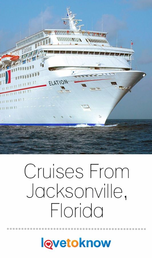 Travelers Looking For Cruises Departing From Jacksonville Florida - Jacksonville cruises