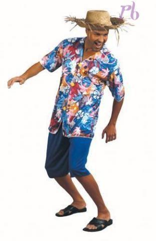 2b2f270d Hawaiian Fancy Dress Costume | BEACH LUAU PARTY IDEAS | Costume ...