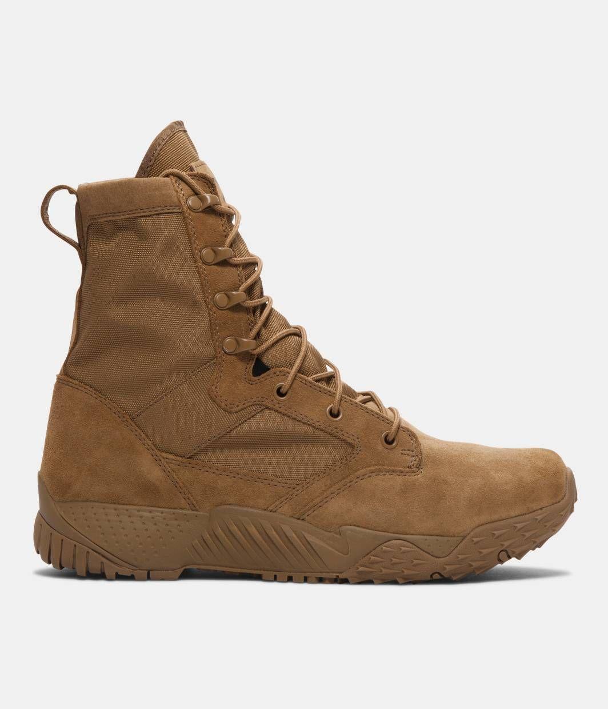 Men S Ua Jungle Rat Boots Tactical Boots Boots Under Armour Men