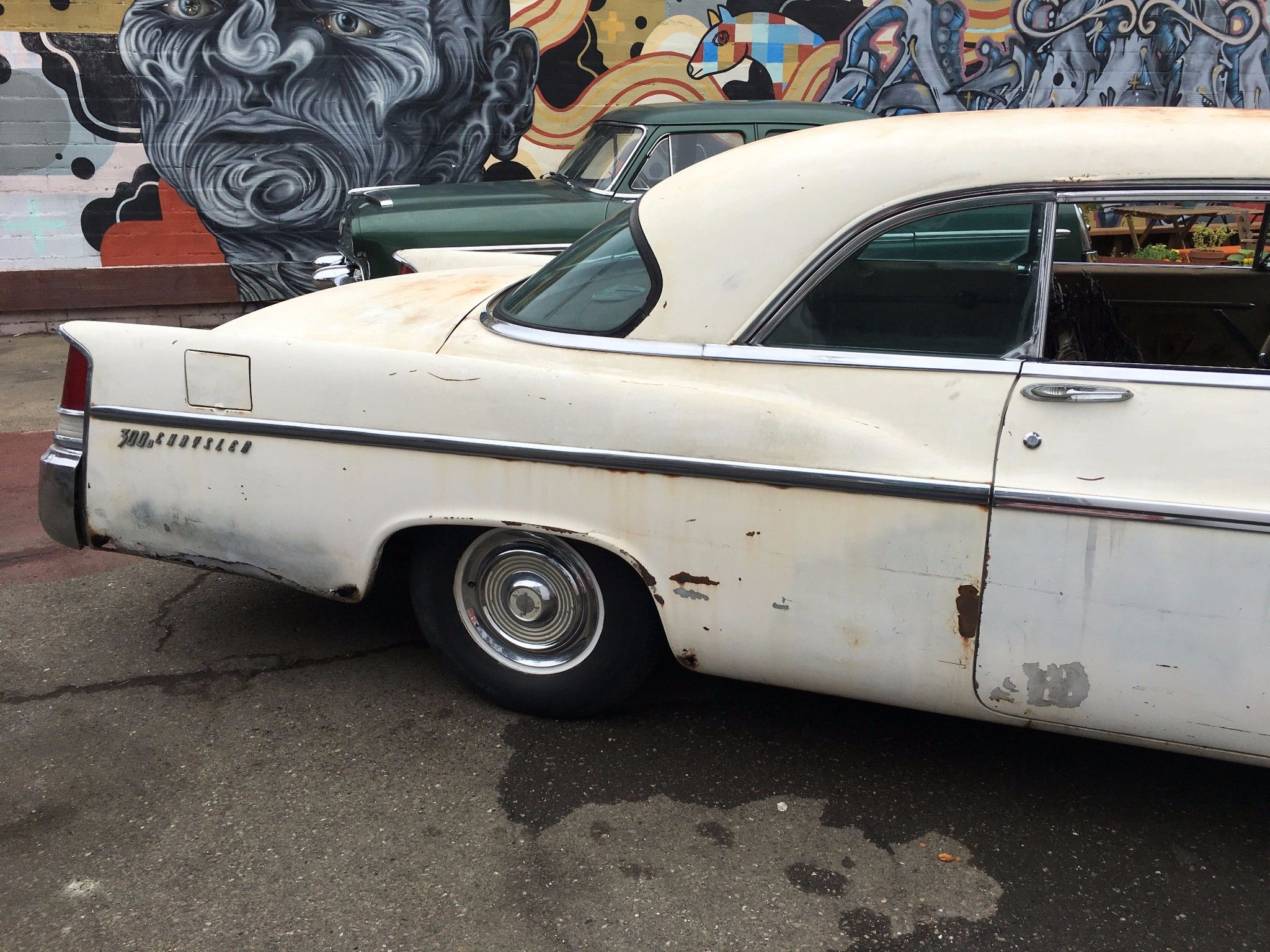 Bid for the chance to own a 1956 Chrysler 300B Project at auction ...