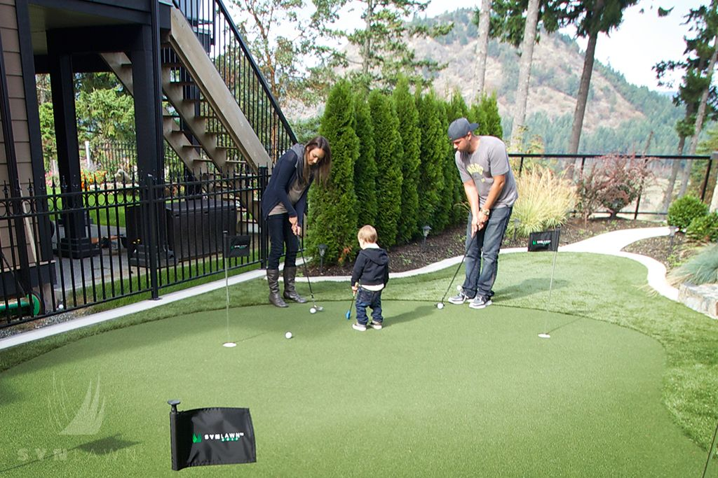 Putting Green Fun for the Family Without Leaving Home ...