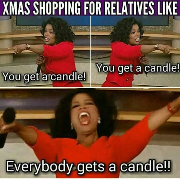 So do this with my mom every year and I\'ve done this with my aunts ...