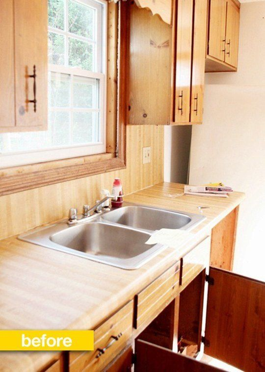 Kitchen Before & After An Ikea Kitchen Renovation For $8700 Awesome Ikea Kitchen Remodel Inspiration Design