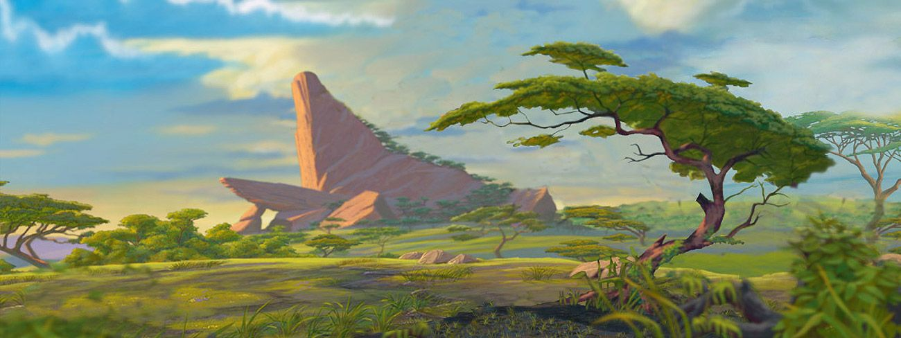 Living Lines Library The Lion King 1994 Backgrounds Disney Concept Art The Lion King 1994 Animation Art