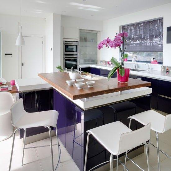 Gloss Kitchen, Kitchens And Kitchen