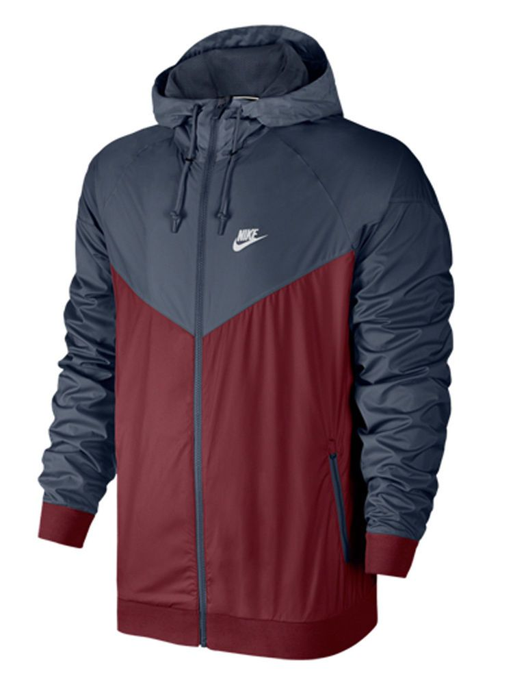 088b6a89165a Nike Sportswear NSW Windrunner Jacket TEAM RED US MENS SIZE - XL 727324-679   fashion  clothing  shoes  accessories  mensclothing  activewear (ebay link)
