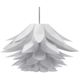 Buy living lotus polyprop shade white at argos your online buy living lotus polyprop shade white at argos your online shop for lamp shades for the home pinterest shops online and lampshade aloadofball Images