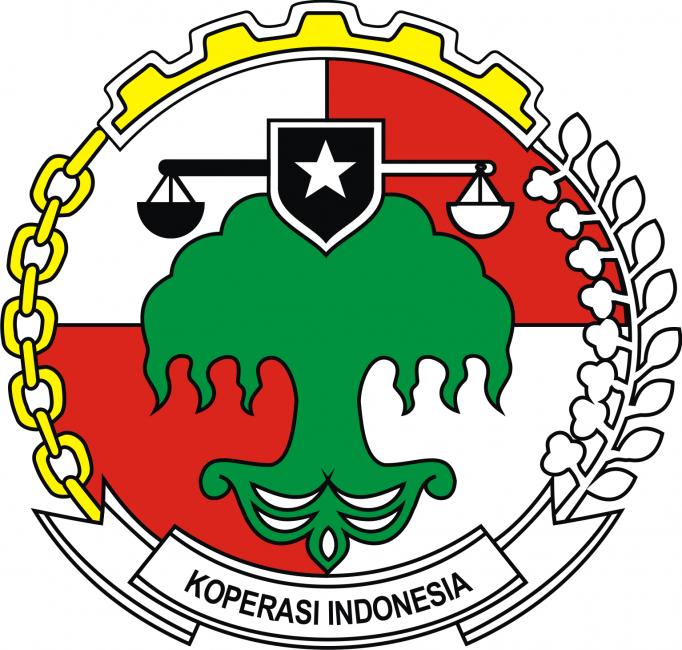 Logo koperasi lama Pendidikan, Indonesia