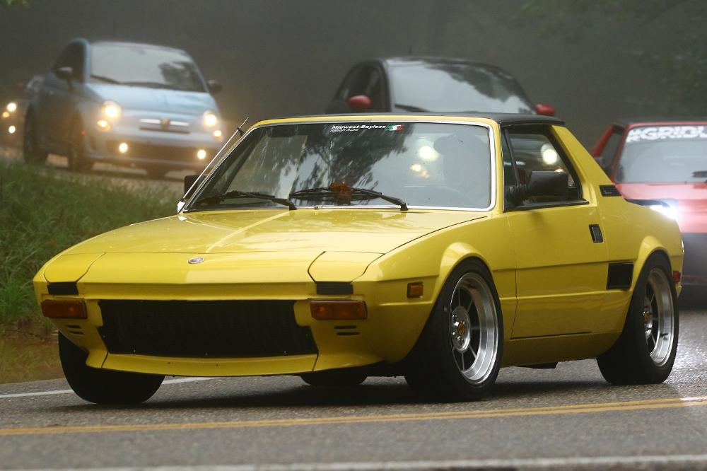 1977 X19 K20 Denso Alternator Engine Tune Car Features