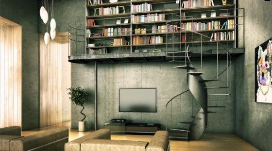 Book lovers beware – these wonderful home libraries will fill you ...