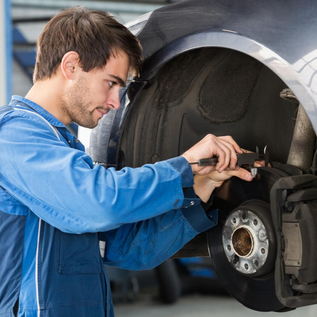 Servicesaturday Do You Have The Stopping Power You Need To Be Safe Out On The Roads We Ve Got You Covered Take Brake Repair Car Maintenance Auto Service