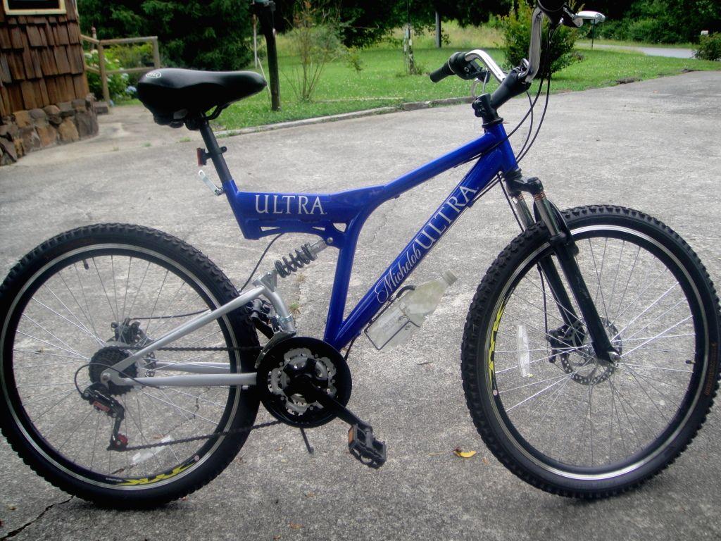 916af0af7 michelob ultra bicycle