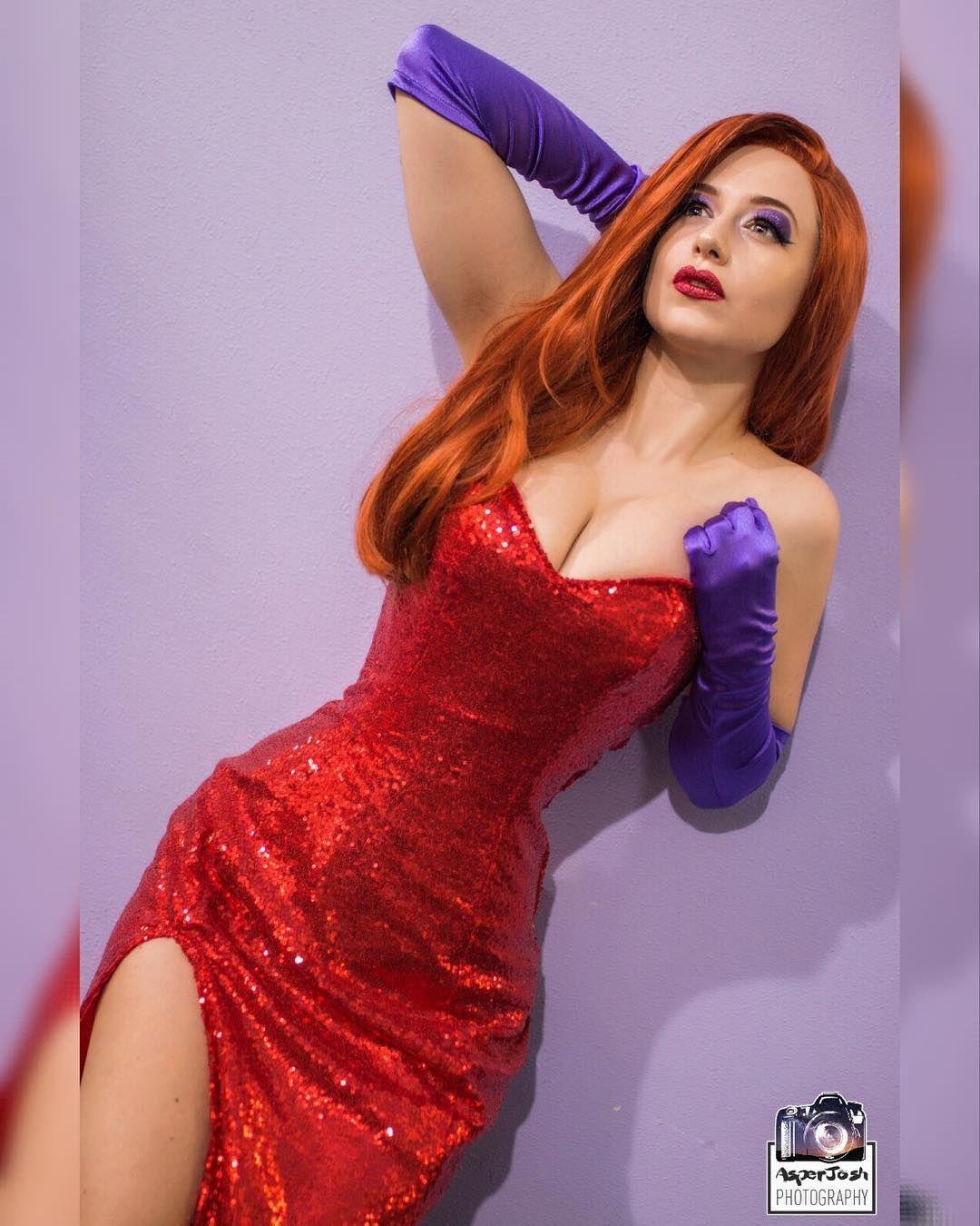Jessica Rabbit Cosplay by KatDiVine22 on DeviantArt