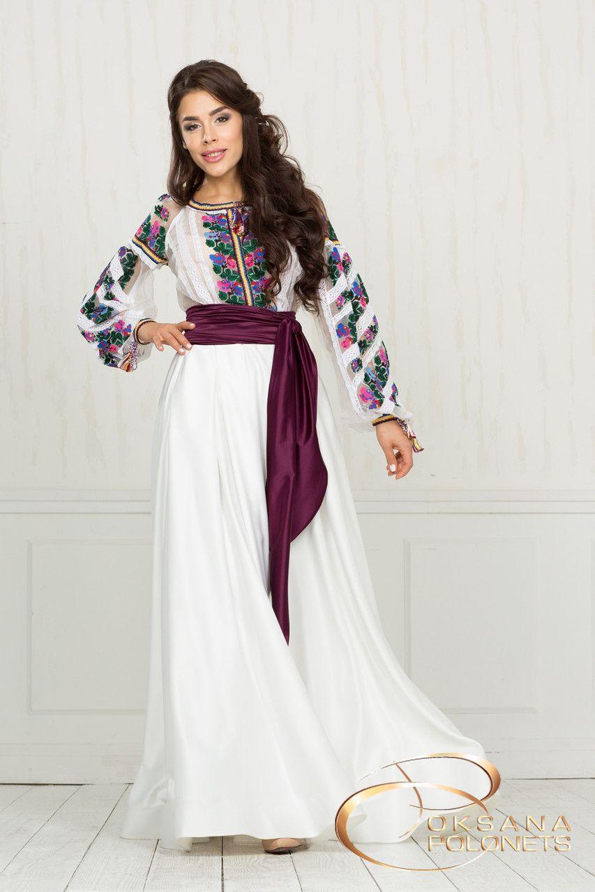 d7ed1fa09192ed Сукня з вишивкою: продажа, цена в Киеве. этническая одежда и обувь женская  от