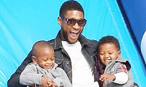 Usher's Life as a Dad