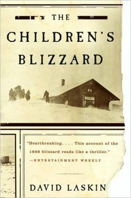 The childrens blizzard book