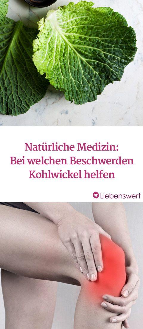 Kohlwickel Knie
