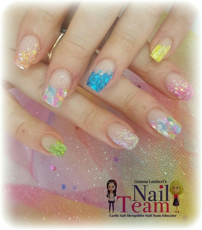 Pin by carlie salt on carlie salt nail artist and nail team educator