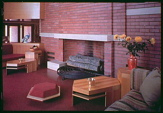 Herbert F., Wingspread, Residence In Racine, Wisconsin.