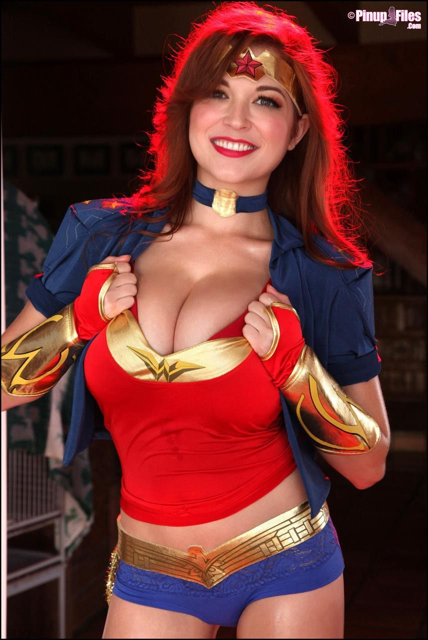 tessa fowler wonder woman