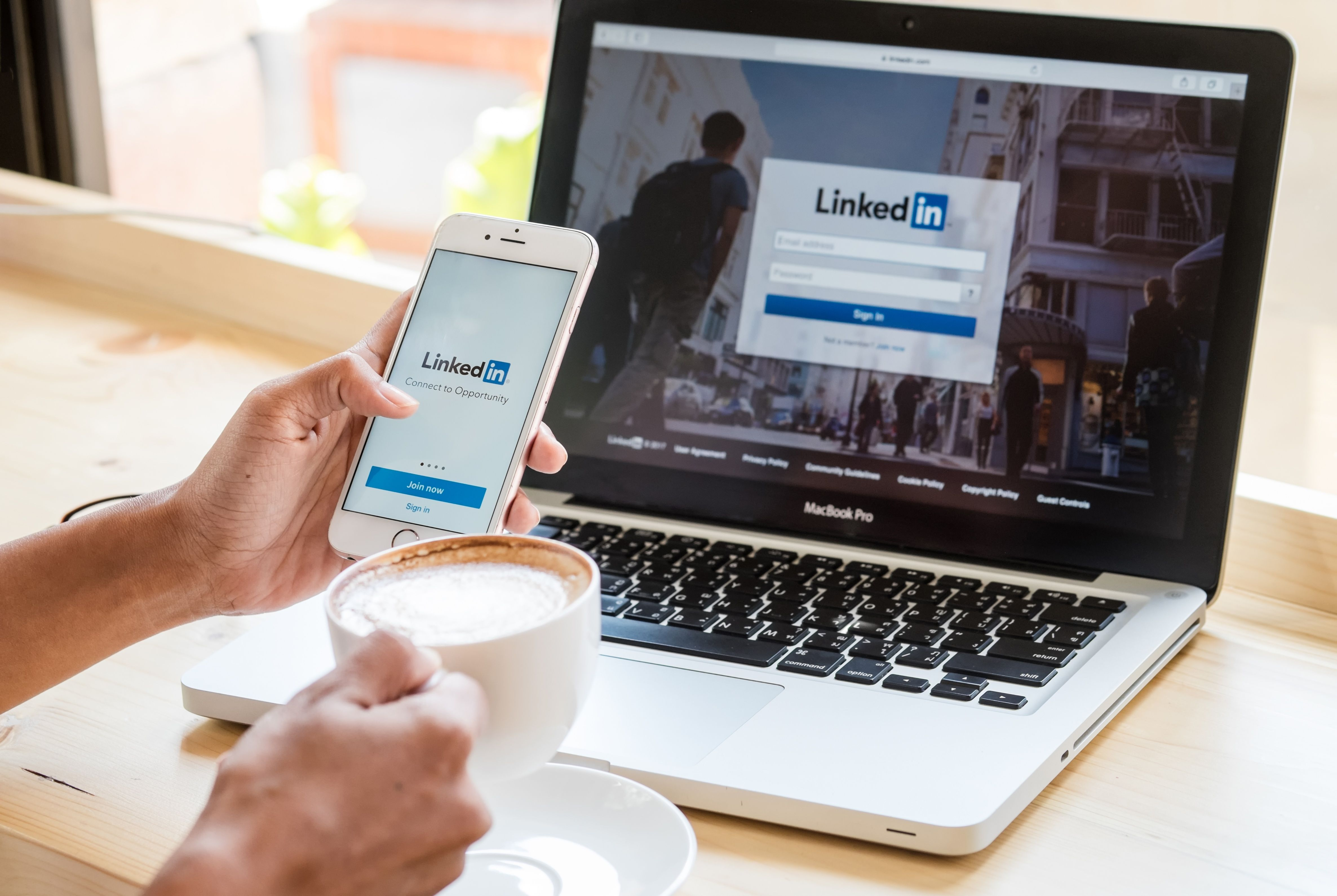 How To Not Be Annoying On LinkedIn Job opening, New job