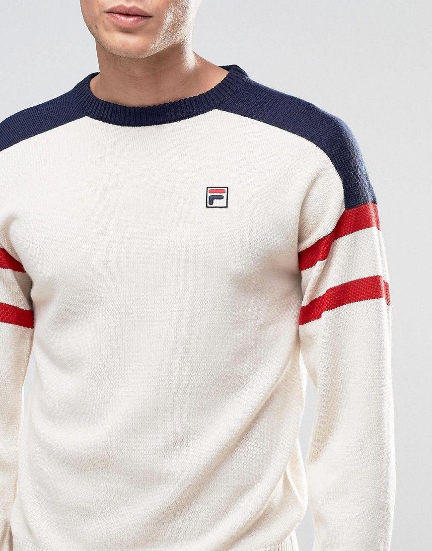 Image 3 of Fila Vintage Retro Sweater in 2020 | Fila vintage
