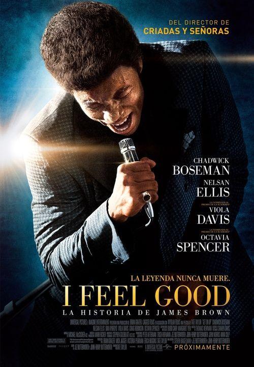I Feel Good La Historia De James Brown Del 16 Al 22 De Febrero 19 45h Peliculas Online Gratis James Brown Peliculas