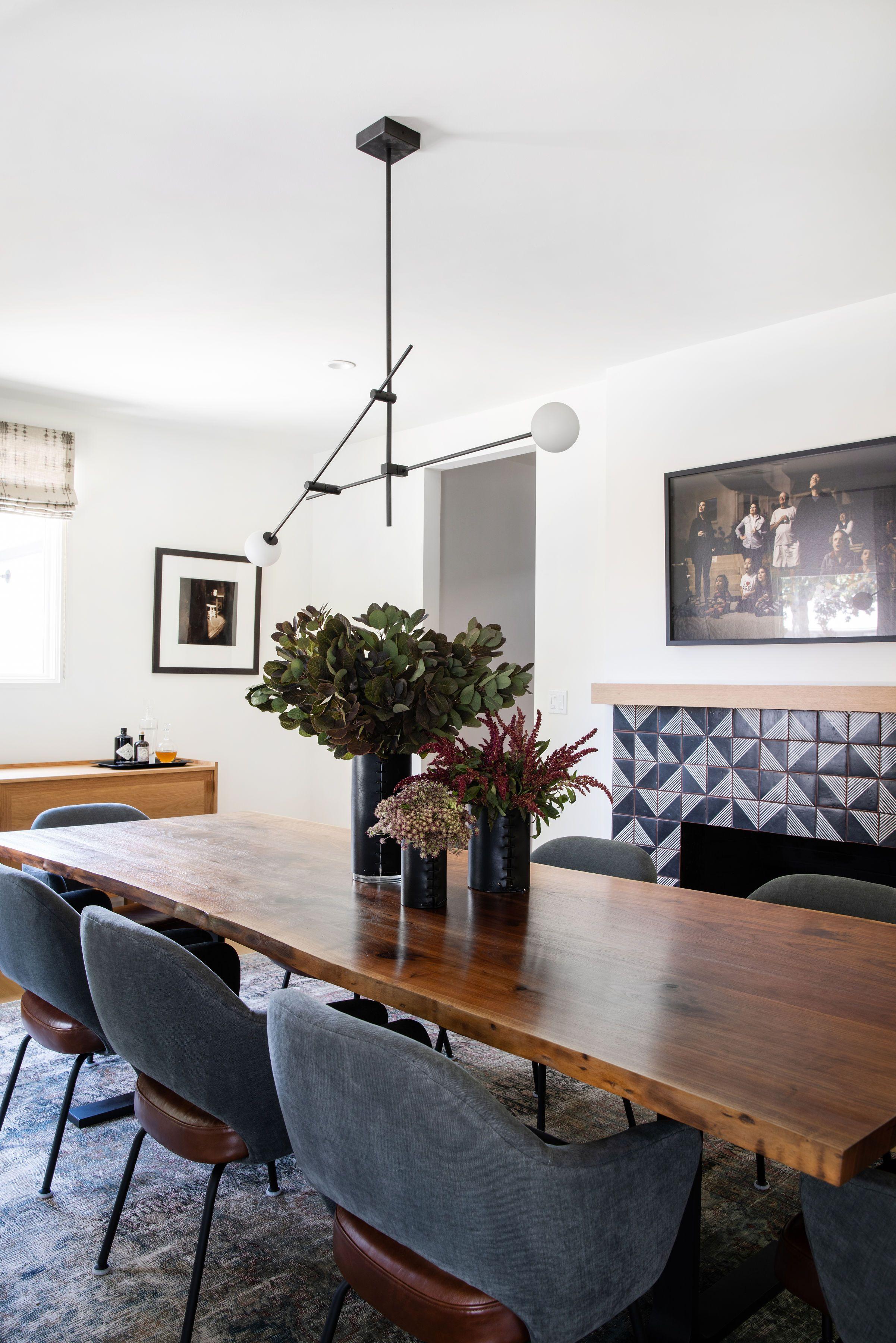 Client Say No Morrison Schoner Wohnen Wohnzimmer Esszimmerdesign Esszimmerdekoration