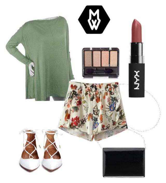 """""""Autumn colors"""" by yello-m ❤ liked on Polyvore featuring Chicnova Fashion and Nine West"""