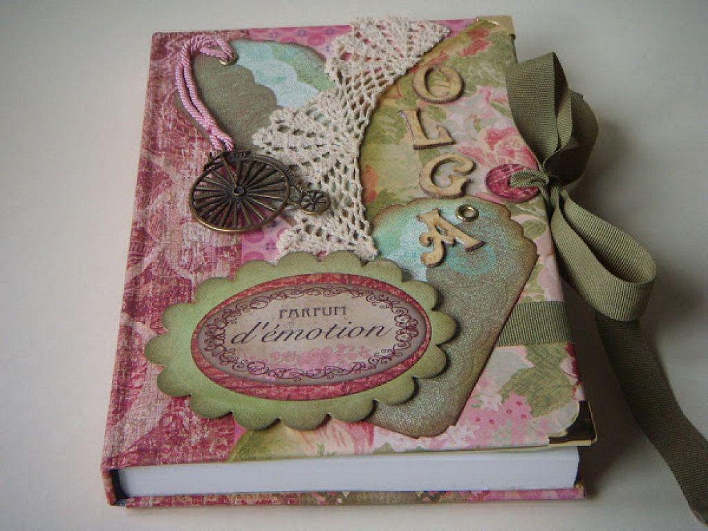 Vintage style scrapbook ideas - Scrapbook