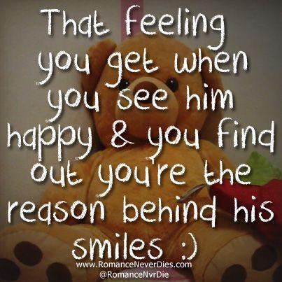 Charmant Reason Behind Happiness