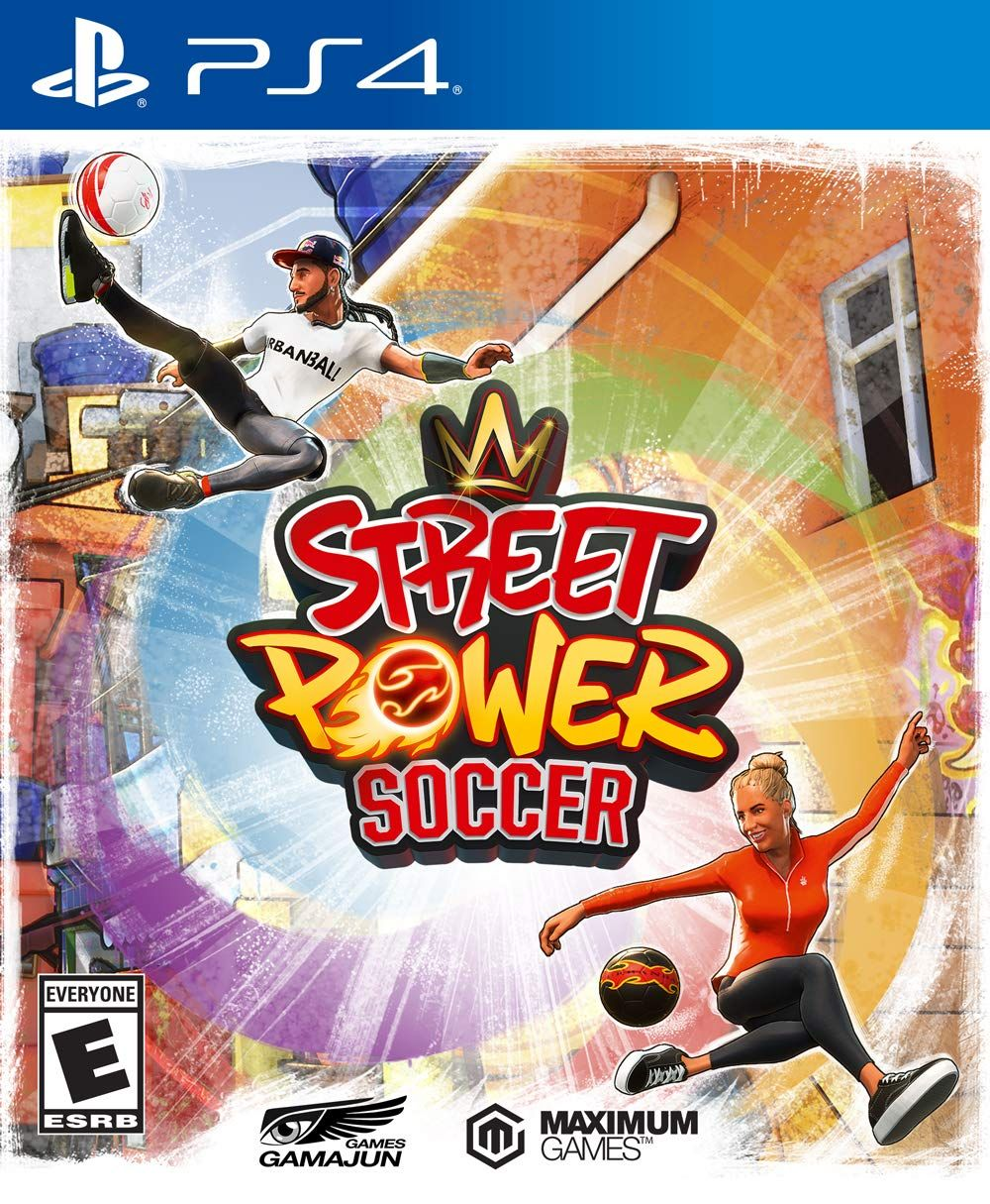 Street Power Soccer In 2020 Xbox One Games Xbox One Games