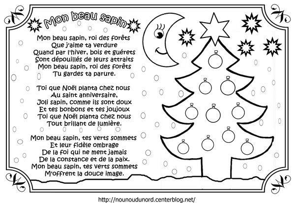 Petit Papa Noël, mon beau sapin, l'as tu vu   Chanson de noel, Mon