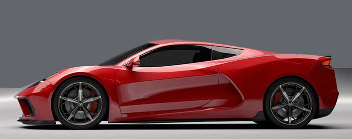 2020 Chevrolet Corvette C8 Engine Specs, Release Date