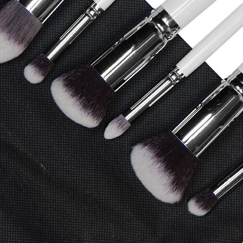 Set 690 6 Piece Deluxe Contour Brush Set by Morphe #11