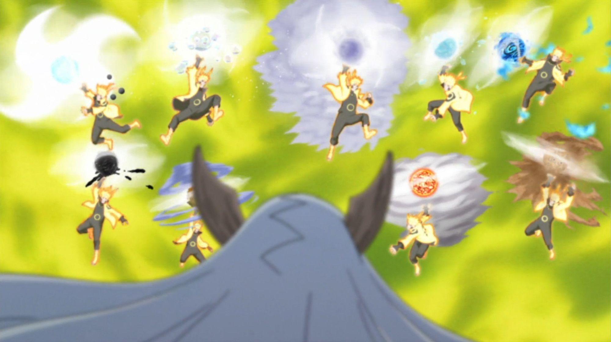 Naruto Sage Mode Rasenshuriken Wallpaper 57 Images Naruto Sage Naruto Uzumaki Naruto