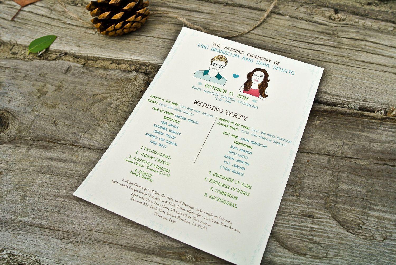 Wedding programs   Habibi   Pinterest   Wedding programs and Weddings