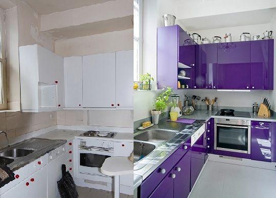 Pintura para muebles carpinter a de madera y metal en - Pintar azulejos de cocina ideas ...