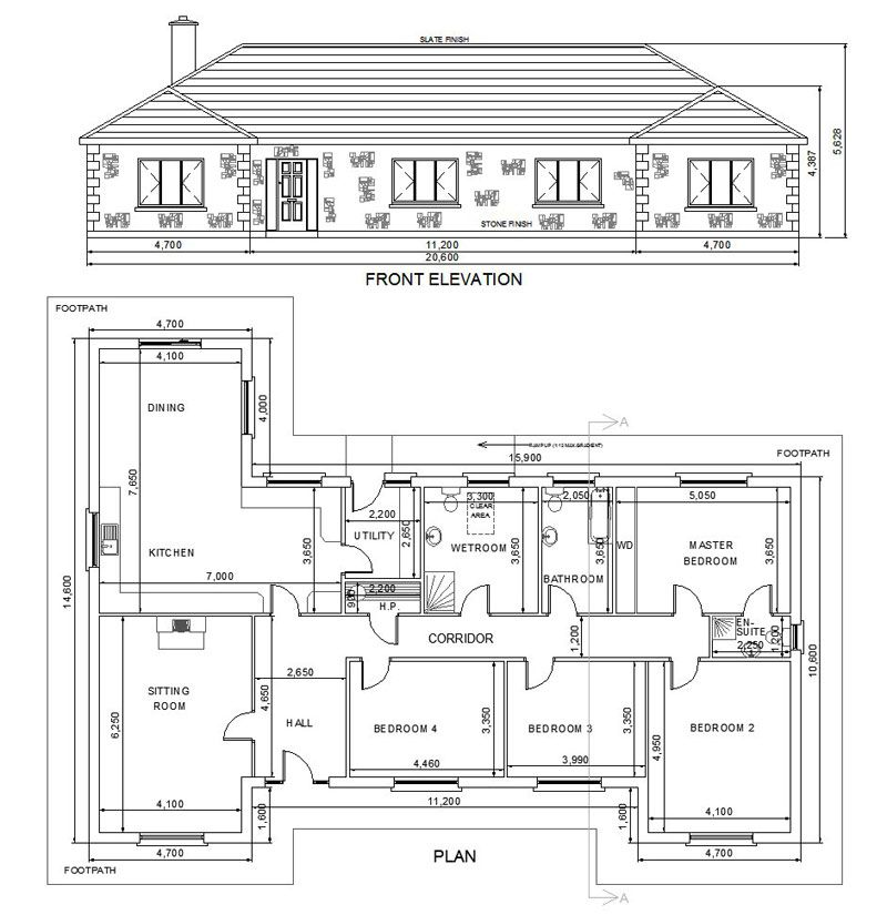 Why Should You Have House Plans Before You Start Building House Plans Ranch House Plans Bungalow House Plans