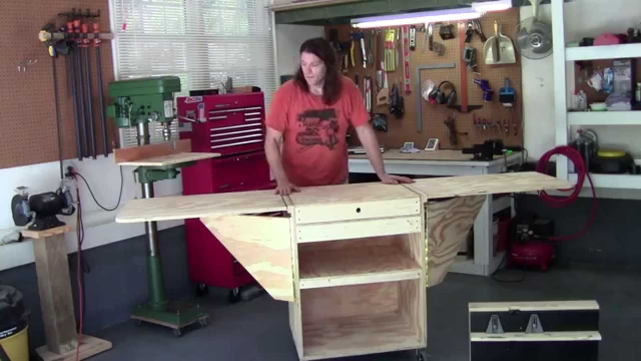 The ultimate workbench router and miter saw table for under 100 the ultimate workbench router and miter saw table for under 100 greentooth Gallery