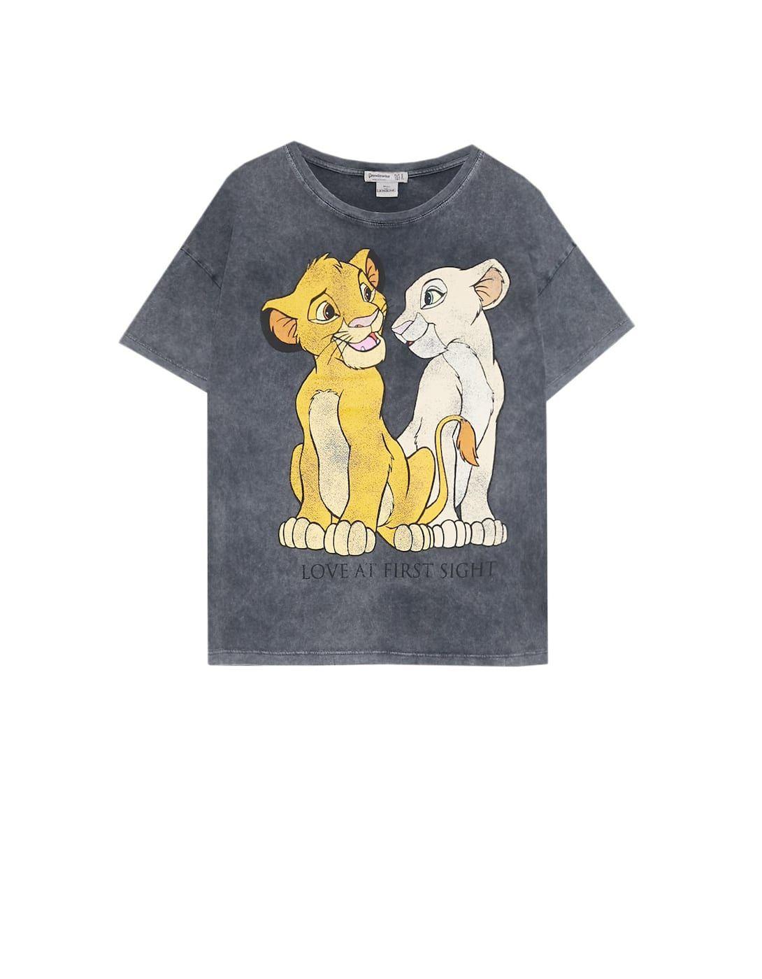 4ef1a8d70998 Disney Lion King t-shirt in 2019   Shopping   Disney lion king, T ...