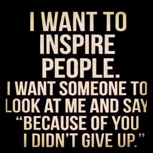 Inspiration !!!!!!!!