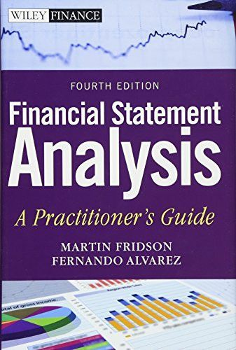 Financial Statement Analysis A PractitionerS Guide  Products