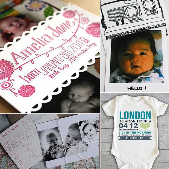 17 images about Celebrate First Milestones – Creative Ways to Announce Baby Birth