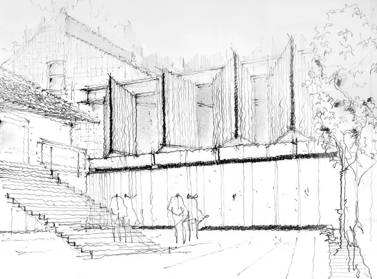 This looks like my Florence museum parti | Dibujo de arquitectura, Bocetos  arquitectónicos, Dibujo arquitectonico