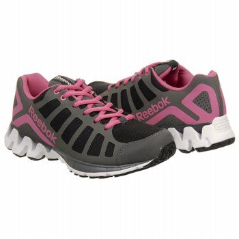 on sale 9588b 21f01 Reebok Women s Zig Kick at Famous Footwear. Pink ShoesZigAthleticTennis ComputersFootwearBlack White