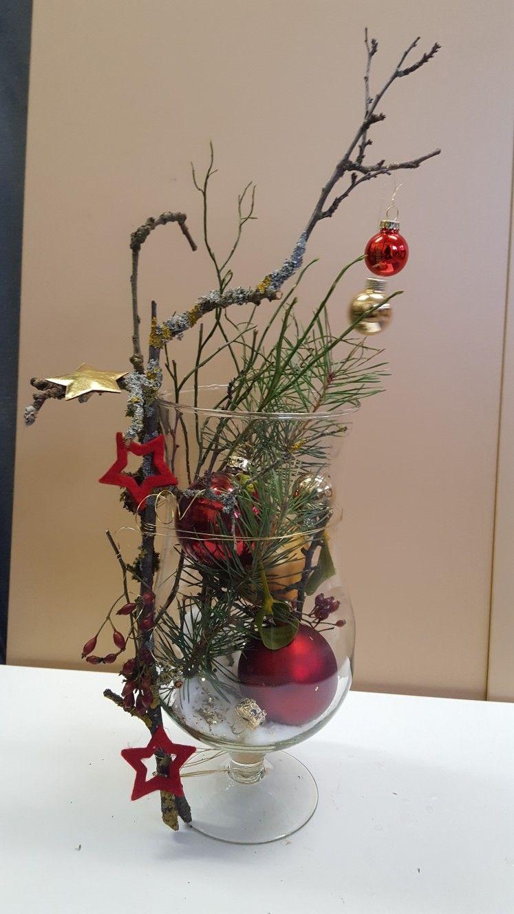 Dekoratives zu Weihnachten Susannes Floristik #rustikaleweihnachten